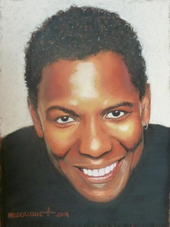 Denzel Washington par Rochelle